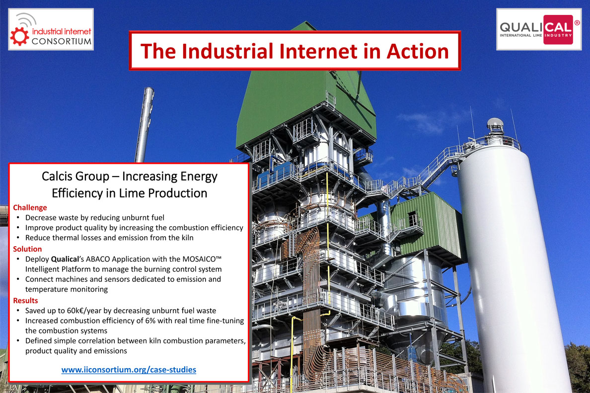 Case Study: Calcis Group – Increasing Energy Efficiency in Lime Production - by QualiCal
